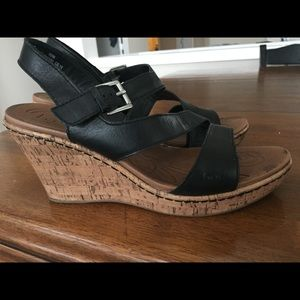 BOC wedge sandals